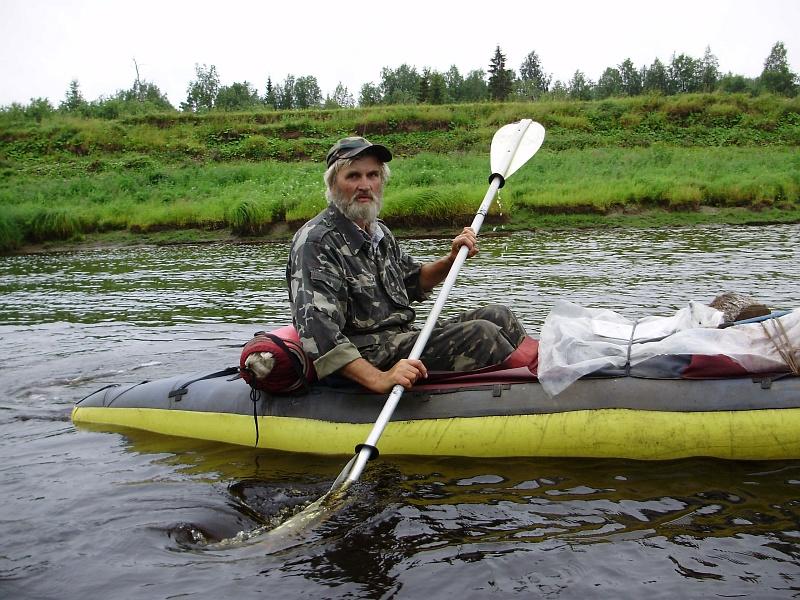 рыбалка на реке ширшема